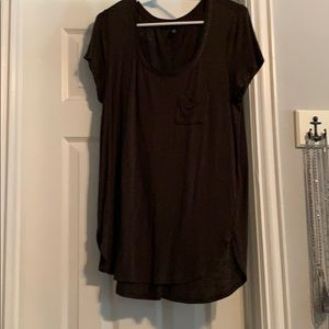 WHBM tunic with a pocket